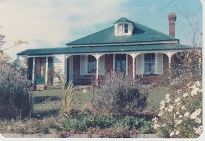 Woodcote, the McMillan Homestead; La Roche, Alan; 1/05/1986; 2017.622.40