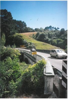 Mangemangeroa Bridge 2010; La Roche, Alan; 2010; 2017.092.38