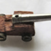 Miniature model of Roaring Meg Cannon ; Col Robert Bole Morrow; O2018.104