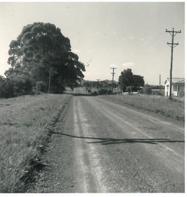 Bells Road, Pakuranga, 1970; McCaw, John; 1970; 2016.409.03