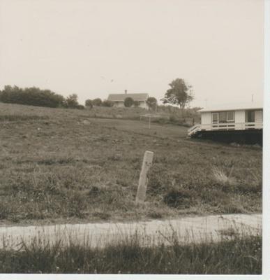 Edwin Robert's homestead on Edwin Roberts Road (now Butley Drive); McCaw, John; 1970; 2018.129.03
