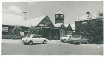 Highland Park shopping centre; Eastern Courier; c 1983; 2016.455.50