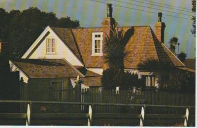 Ewelme Cottage, Parnell; Millwood Press, Ngaio, Wellington; 2018.378.12