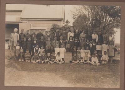 Pakuranga School children, 1927; 10/10/1927; 2019.015.03