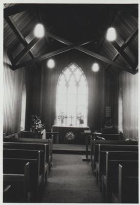 St John's Church, Smales Road East Tamaki; Hattaway, Robert; 2018.275.15