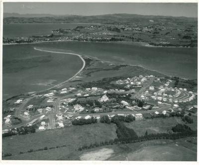 Half Moon Bay aerial; Whites Aviation; 12/11/1959; 2016.639.50