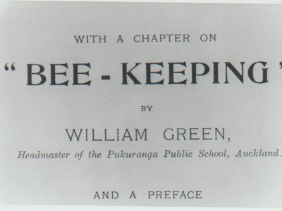 William Green, Pakuranga Headmaster.; 2018.355.03