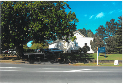The Whitford Community Hall; La Roche, Alan; 1/10/2010; 2017.092.39
