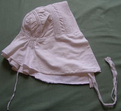 Bonnet; Unknown; 1860-1880; T2016.669
