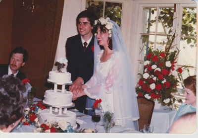 Bell House Wedding.; 1986; 2018.049.02