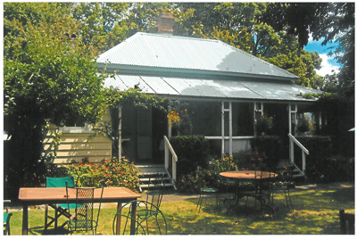 Hawthorndene Restaurant; La Roche, Alan; 2012; 2016.306.03