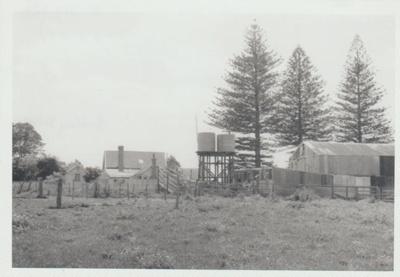 Edwin Robert's homestead; La Roche, Alan; 1970; 2018.130.11