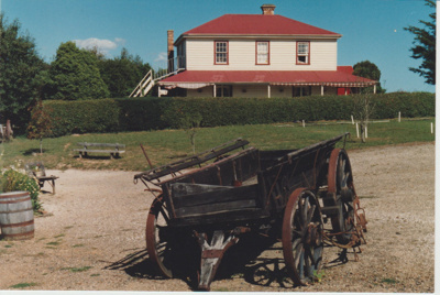 Bell House.; 1990; 2018.069.96