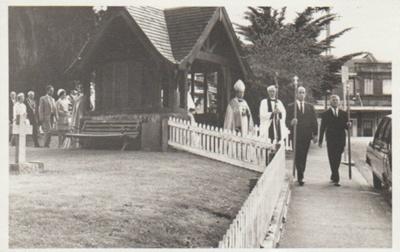 All Saints Consecration 1970; Legge, David, Picton Street; 1/11/1970; 2018.187.19