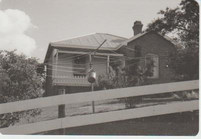 Ambrose Trusts's cottage; La Roche, Alan; 1/03/1991; 2017.627.43