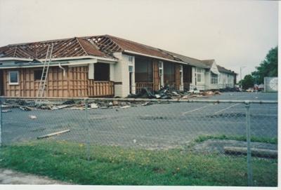 Building extension to Howick Intermediate School; La Roche, Alan; 1/12/1993; 2019.082.01