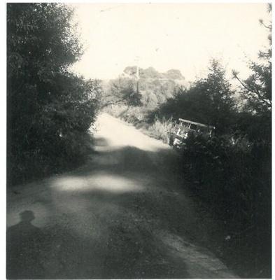Bells Road Bridge, Pakuranga, 1970; McCaw, John; 1970; 2016.409.02