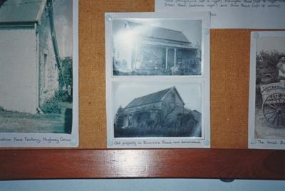 Fencible cottage in Riverview Road Road. ; La Roche, Alan; 2017.261.18