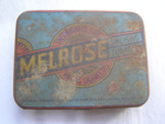 'Melrose' Smoking Tin.; 2011.23.1