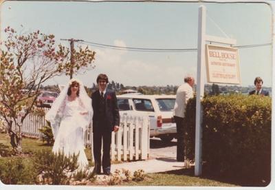 Bell House Wedding.; 1986; 2018.049.07