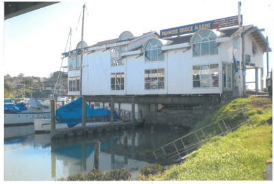 Panmure Bridge Marine; Vincent, Margaret; 2008; 2017.294.29