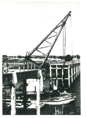 2nd Panmure Bridge demolition; 1959; 2017.279.17
