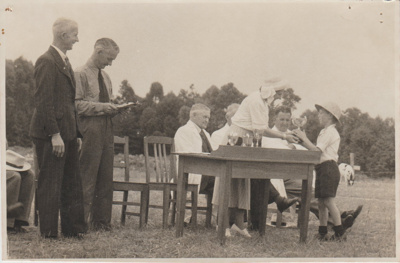 Howick DHS Calf Club prizegiving; 1/11/1949; 2019.086.01