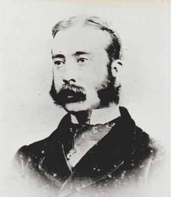 Dr Charles Penruddocke Fitzgerald.; 1870; 2018.339.04