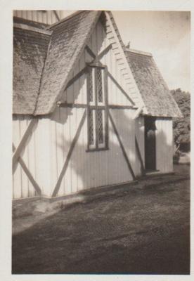 All Saints Church; Hattaway, Robert; 2018.182.15
