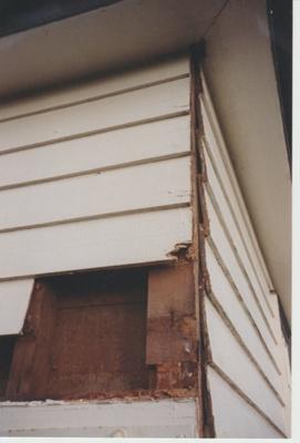Bell House repairs.; La Roche, Alan; 1998; 2018.068.77