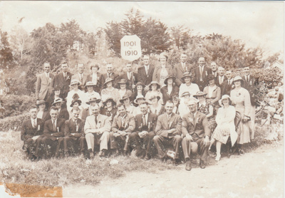 Pakuranga School Reunion, 1936; Heimbrod, G K, Newton, Auckland; 1936; 2019.013.04