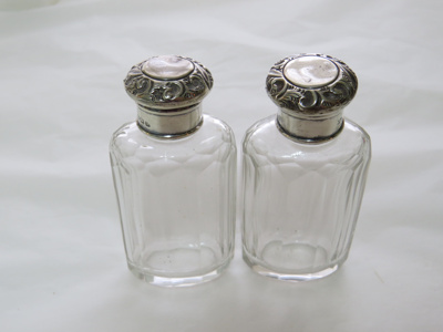 Dressing Table bottle; 1930s; O2018.123