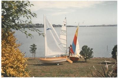 Yachts at Farm Cove.; Tudehope, T; 1978; 2016.504.05
