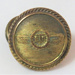 Brass buttons from Military uniform; G Kenning & Son, London; O2018.74