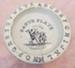 Plate; Spode Pottery; O2011.70.1