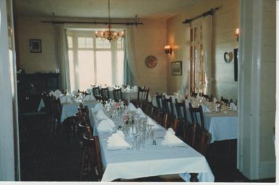 Bell House Wedding.; 1986; 2018.049.05