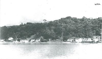 A view across the Turanga River; c1955; 2017.216.32