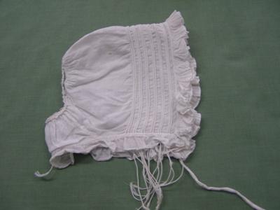 Cap; Unknown; 1900-1910; T2016.144