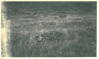 Preparation of a cultivation site; Fairfield, Geoff; 2017.190.39