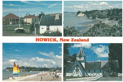 Howick 1930; Pictorial Publications, Hastings; 1970-1980; 2016.124.30