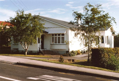 Crawford Home, Picton St, Howick. Built C1930. Pho...