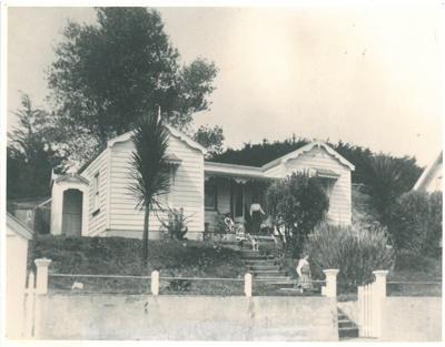 Evans Homestead; 1912; 2016.564.62