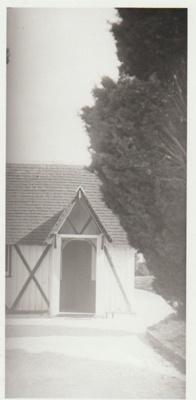 All Saints Church, 1919; Richardson, James D; 17/09/1919; 2018.181.10
