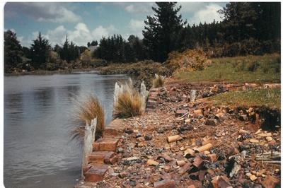 Granger's brickwork's site; Hattaway, Robert; 1957; 2017.069.07