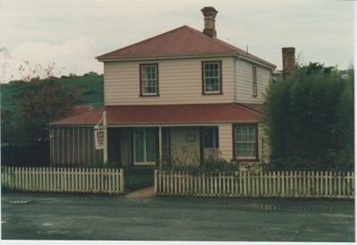 Bell House restaurant.; Harris, Josie; 1990-2003; 2018.067.75