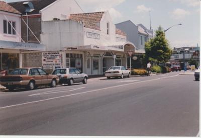 Monterey Theatre in Cook Street; Cowdell, John; 1/12/1992; 2018.020.17