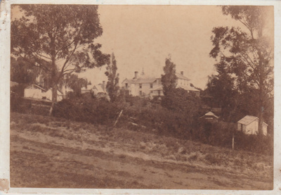 Bleak House Homestead.; Redfern, Richard; c1880; 2018.029.01