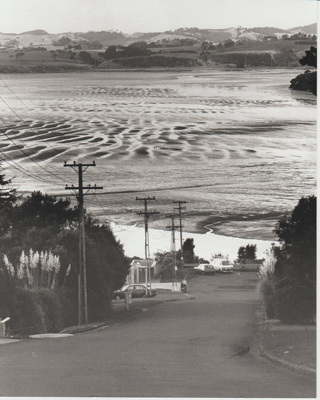 Sandspit Road to Whitford; Eastern Courier; 2016.224.58