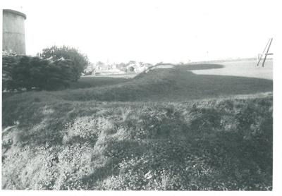 Western bastion on Stockade Hill; La Roche, Alan; 1970; 2016.311.59