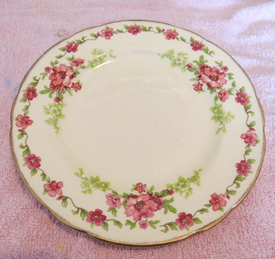 Part of a dinner set made by Alfred Meakin c1900 P...